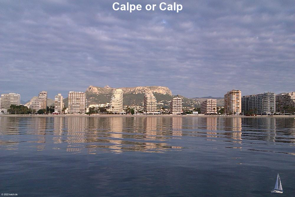 Calpe or Calp