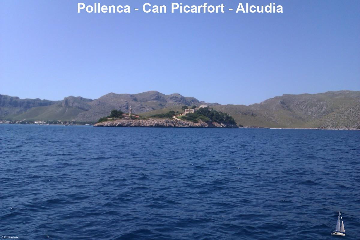 Pollenca - Can Picarfort - Alcudia