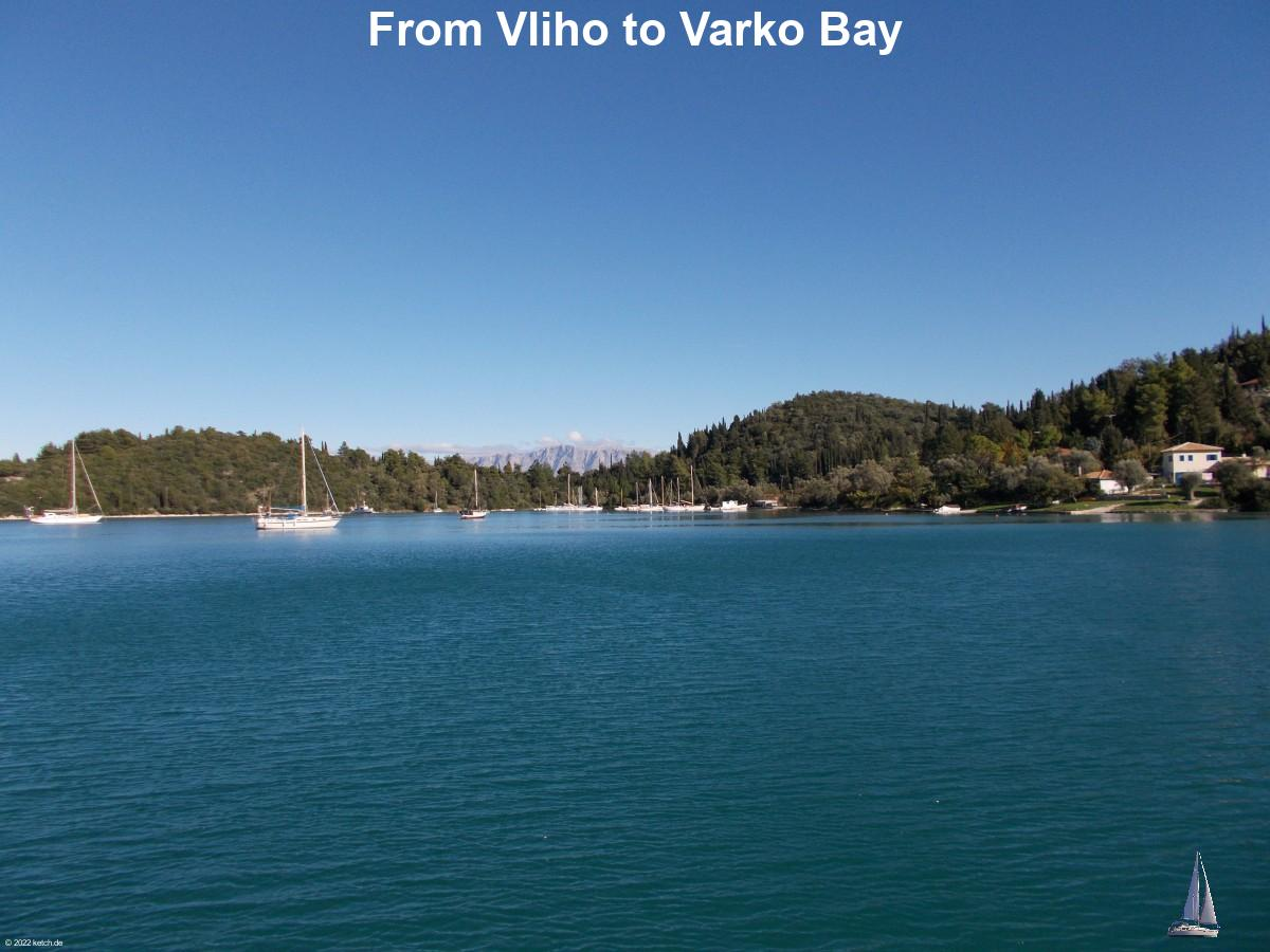 From Vliho to Varko Bay