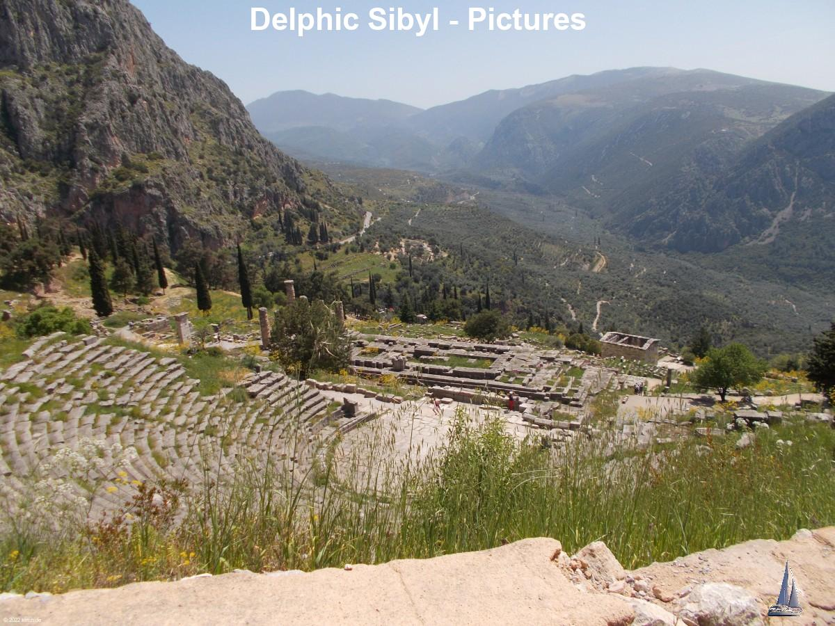 Delphic Sibyl - Pictures