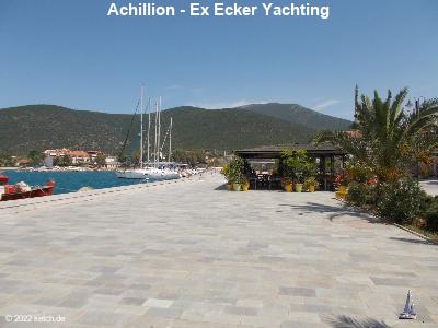 Achillion - Ex Ecker Yachting