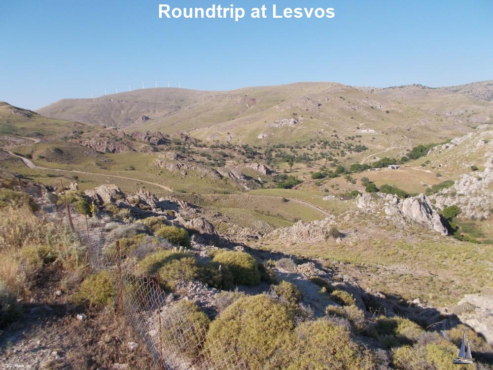 Roundtrip at Lesvos
