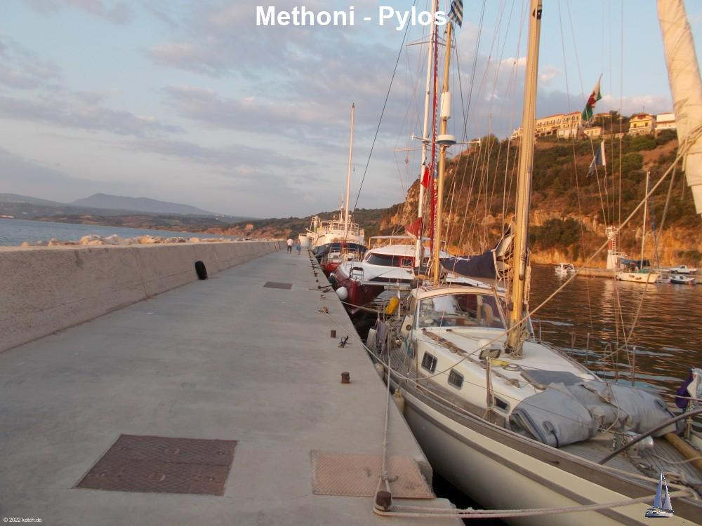 Methoni - Pylos
