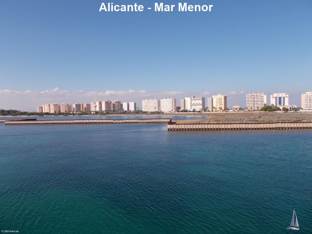 Alicante - Mar Menor