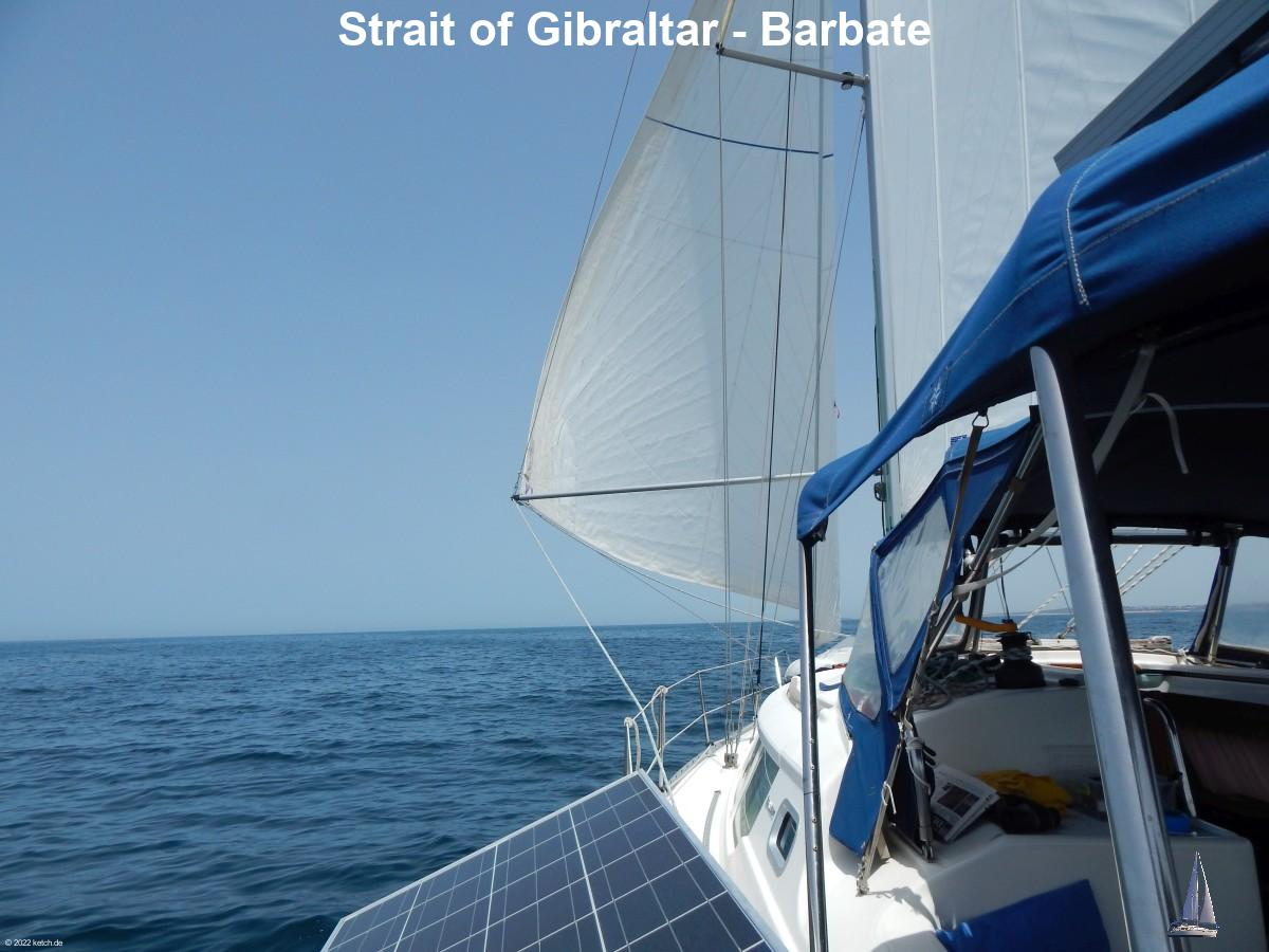 Strait of Gibraltar - Barbate